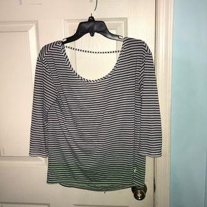 Ombréd colored shirt!